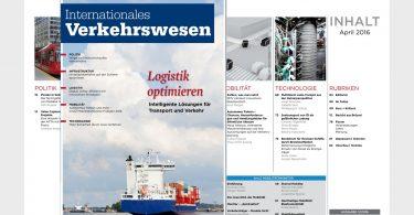 Internationales Verkehrswesen Ausgabe 2 | 2016