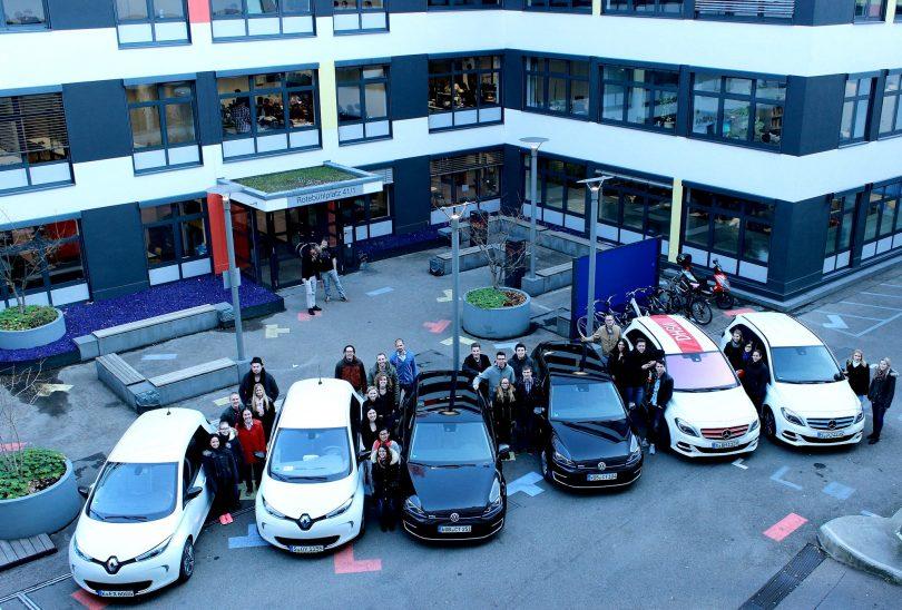 """Präsentation Ergebnisse zur Studie """"Wahrnehmung von E-Mobilität in Europa"""""""