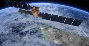 Sentinel Erdbeobachtungssatellit