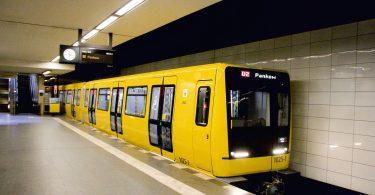 Stadler-Prototyp für die BVG