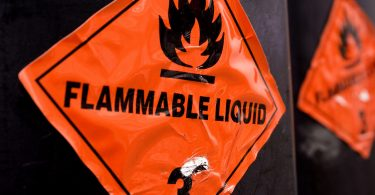 Gefahrgut: Brennbare Flüssigkeiten