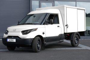 Elektro-Transporter Carsharing von Bosch