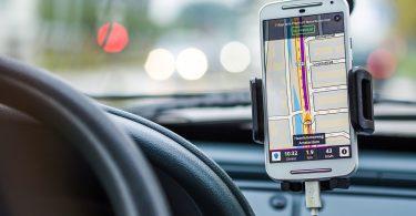 Navigation mit dem Smartphone | Pixabay