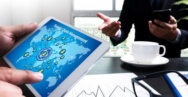 Digitale Supply Chain