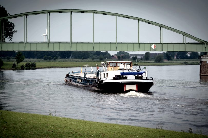Binnenschiff in Deutschland