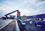 Rotterdam-Bayern-Express wird beladen