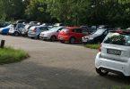 Park-and-Ride-Parkplätze