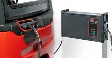 Elektro-Stapler von Linde