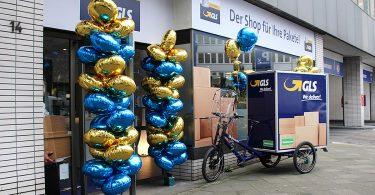 GLS-PaketShop als Mico-Depot für die Paketzustellung