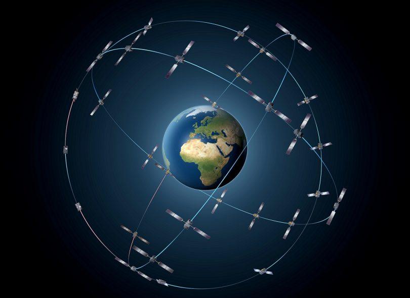 The complete Galileo constellation