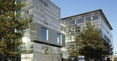 Zentrale der Knorr-Bremse-Geschäftsbereiche München