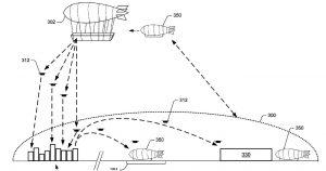Mutterschiff für die Paket-Drohne