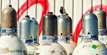 Gefahrgut Gas