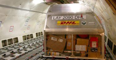 Air Cargo - Luftfracht