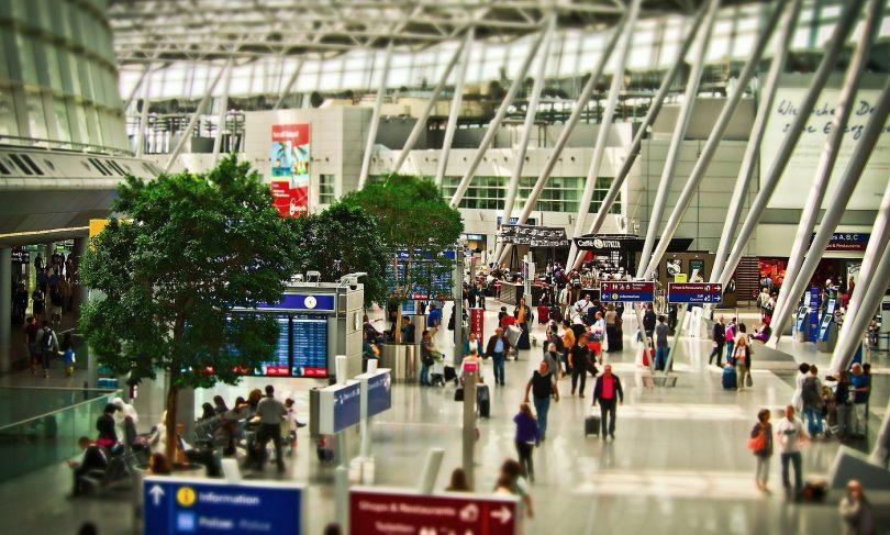 Verkehrsflughäfen Jahresbilanz