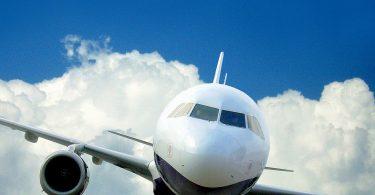 Emissionen Flugzeug emissions