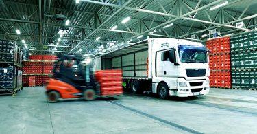 Logistikplattform