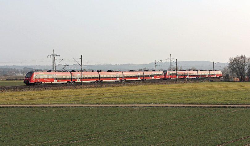 Rahmenvertrag DB Regio - IVU