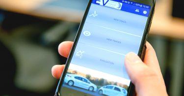 Elektroauto-App