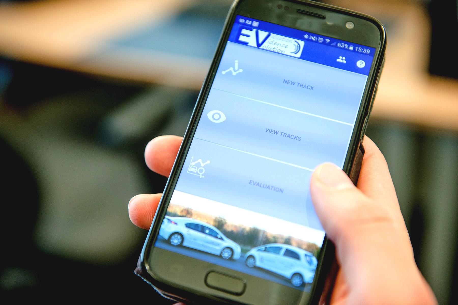 Neue Smartphone-App: Welches Elektroauto passt zu mir?