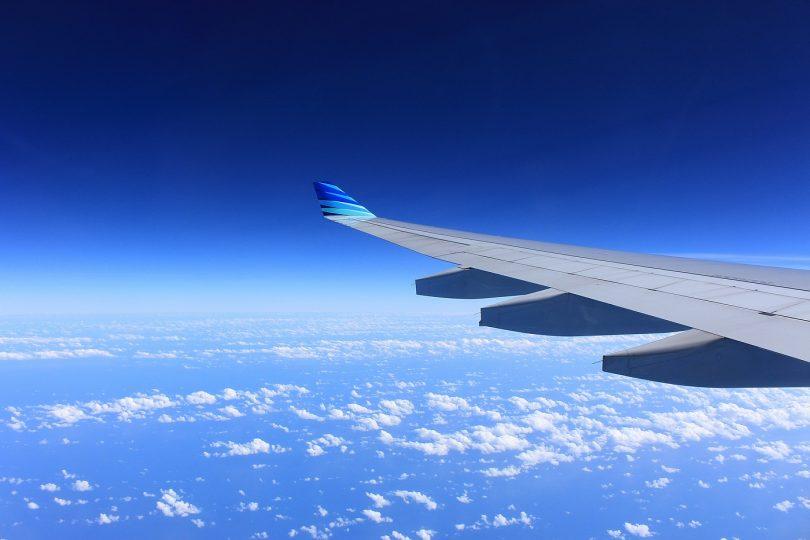 Emissionen Flugzeugturbinen