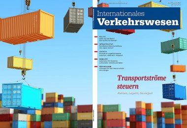 Internationales Verkehrswesen (69) 2 | April 2017