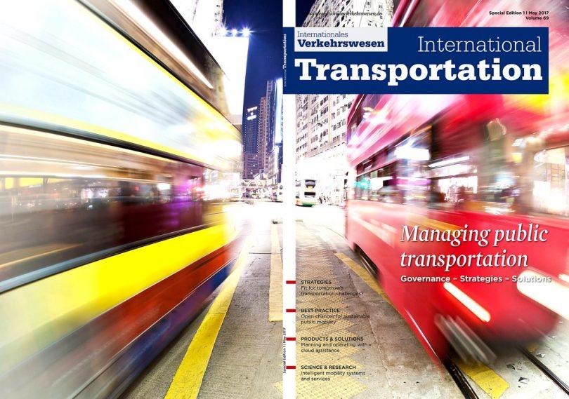 International Transportation 1 | 2017