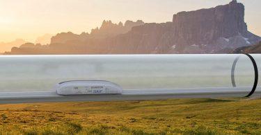 Projektstudie zu Hyperloop
