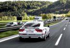 Piloted Driving Audi A7 - autonomes Fahren