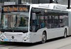 Biomethan-Bus Augsburg