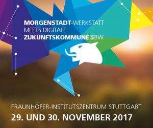 Morgenstadt-Werkstatt 19-30.11.2017