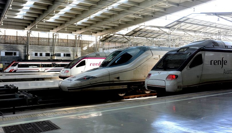 Bahn Buchung Trainline