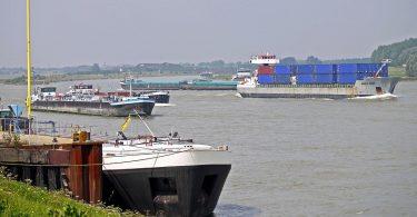 Containerbinnenschifffahrt