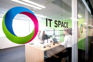 IT-Space auf dem IT-Campus