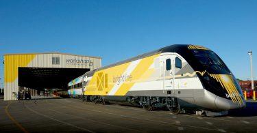 Luftfedern für Brightline-Züge in Florida