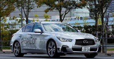 Nissan ProPILOT System Tokyo