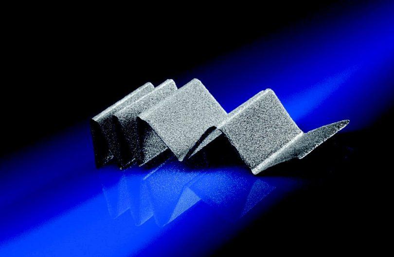 Schaumelektrode für Lithium-Ionen-Batterien