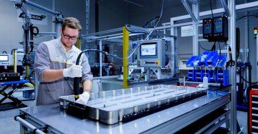 Akasol Batteriesystemfabrik Langen