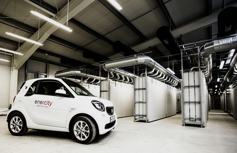 elektroautomobile Batteriesysteme als Großspeicher