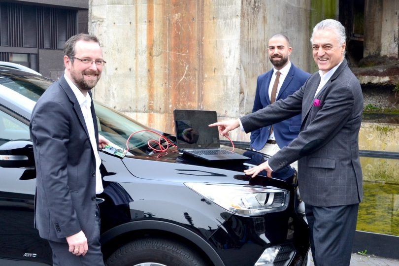 Sicherheit selbstfahrende Autos - autonomous cars security