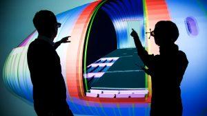 Virtual Reality für die Luftfahrt