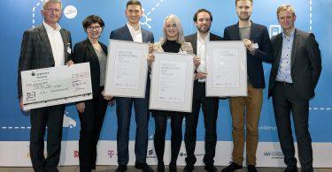 Preisträger Deutscher Mobilitätspreis 2017