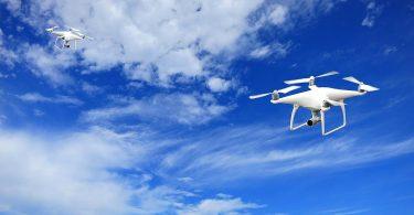 Drohnen im urbanen Luftraum