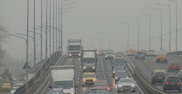Smog - klimafreundliche Mobilität