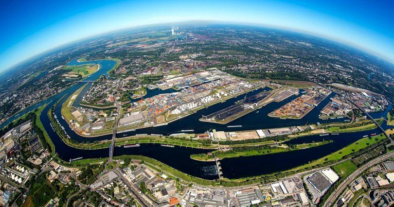 Duisport Projekt LNG-Infrastruktur