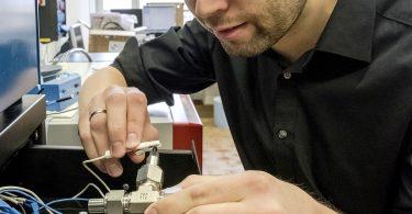 Batterieforschung: wässriger Elektrolyt