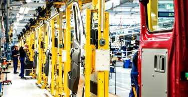 RFID-Technologie in der Automobil-Produktion