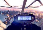 Volocopter im Flug