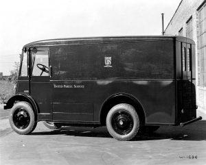 Walker Electric Package Car 1935