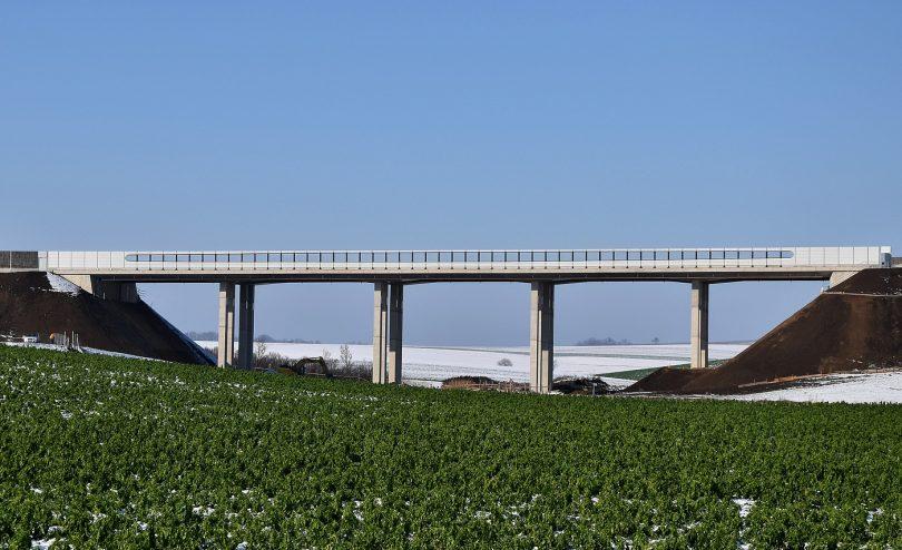 Brücke ohne Dehnfugen